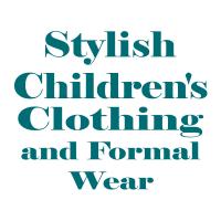 Stylish Children's Clothing & Formal Wear