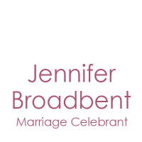 Jennifer Broadbent Marriage Celebrant