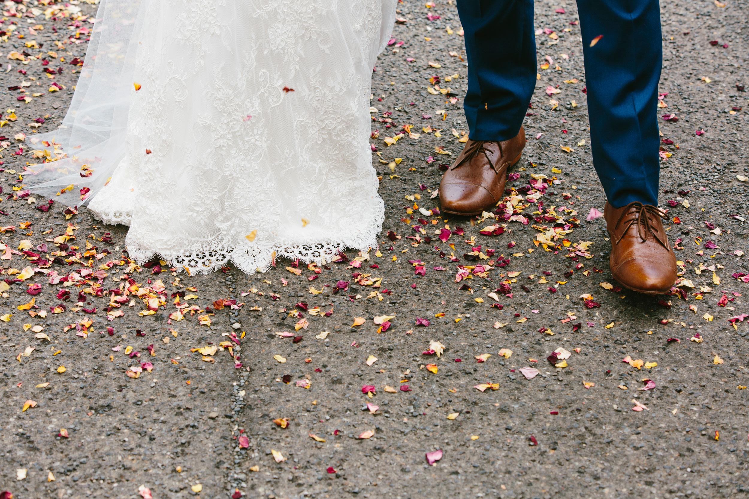 wedding send off ideas wedding send off ideas Liz Arcus Photography